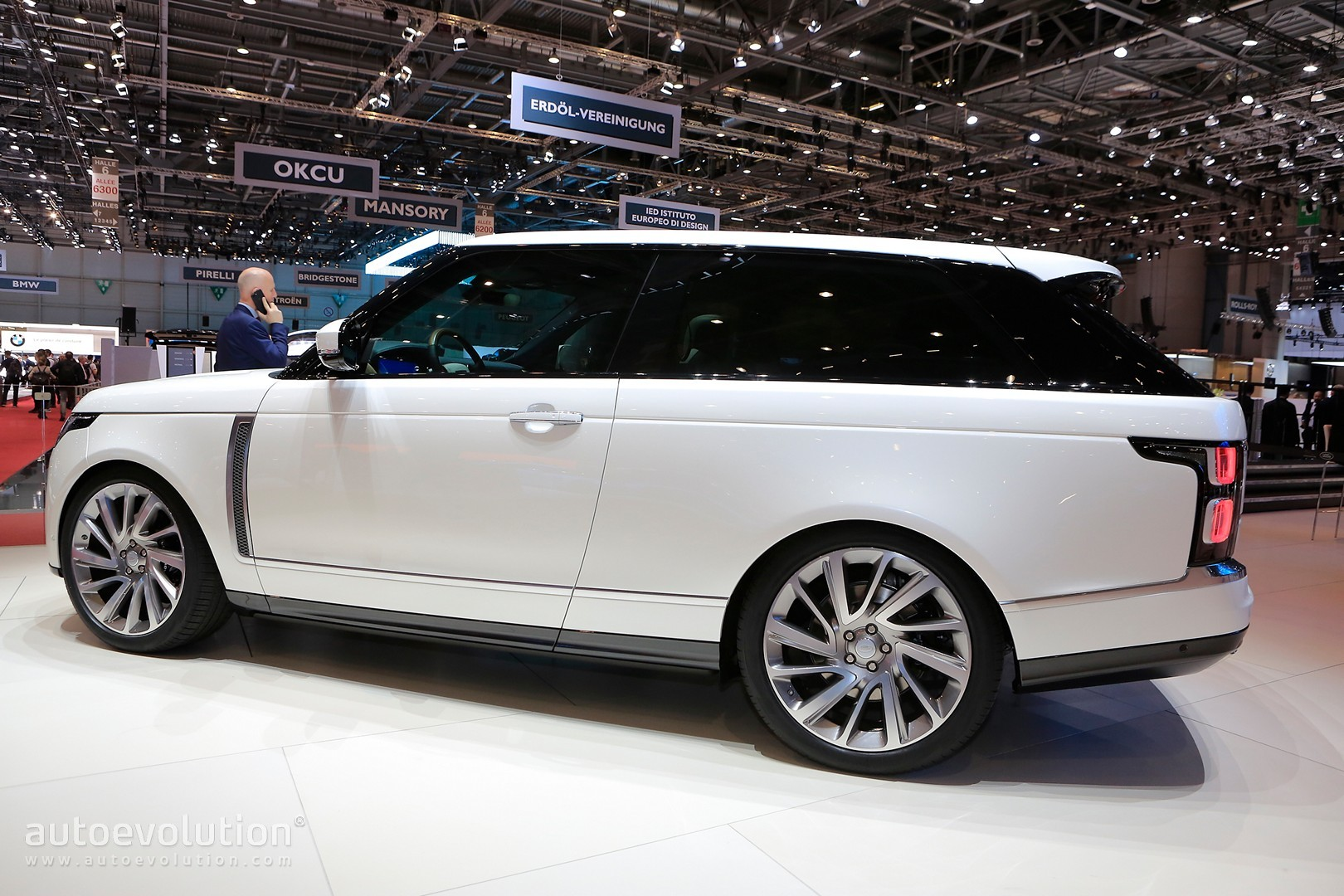2021 Range Rover Switching From D7u To Mla Platform