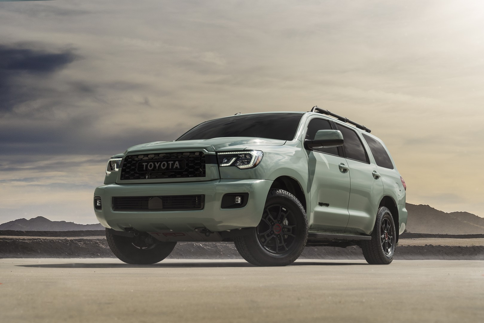2021 toyota trd pro family is  u0026quot out of this world u0026quot   4runner takes the spot