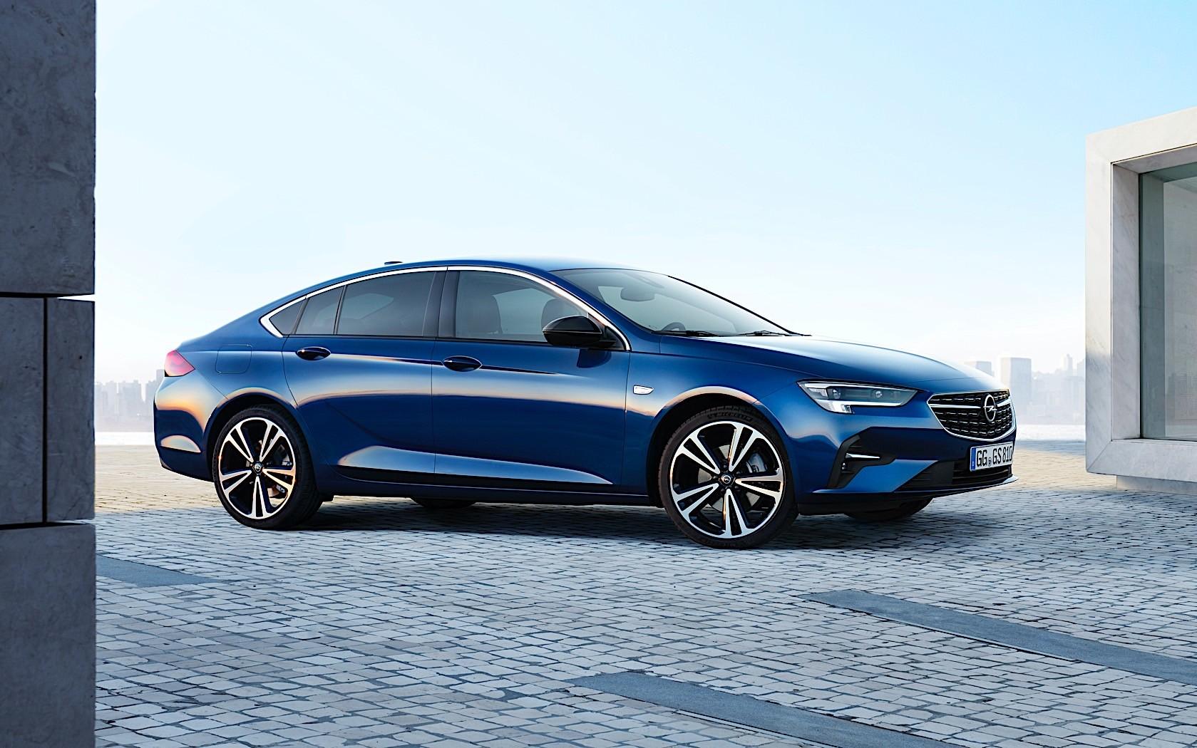 Opel Insignia 2021