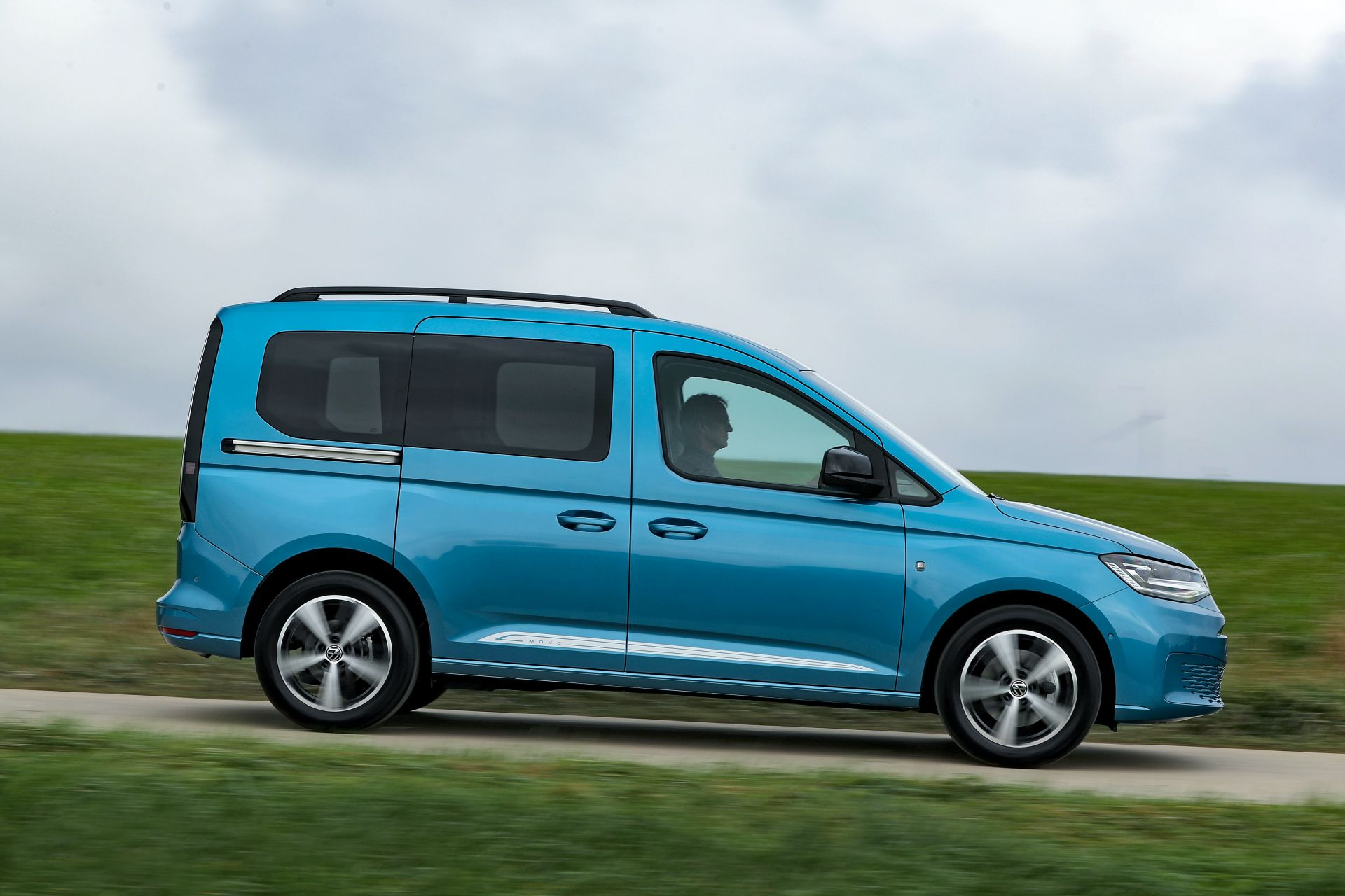 2021 Volkswagen Caddy Light Commercial Vehicle Priced From ...