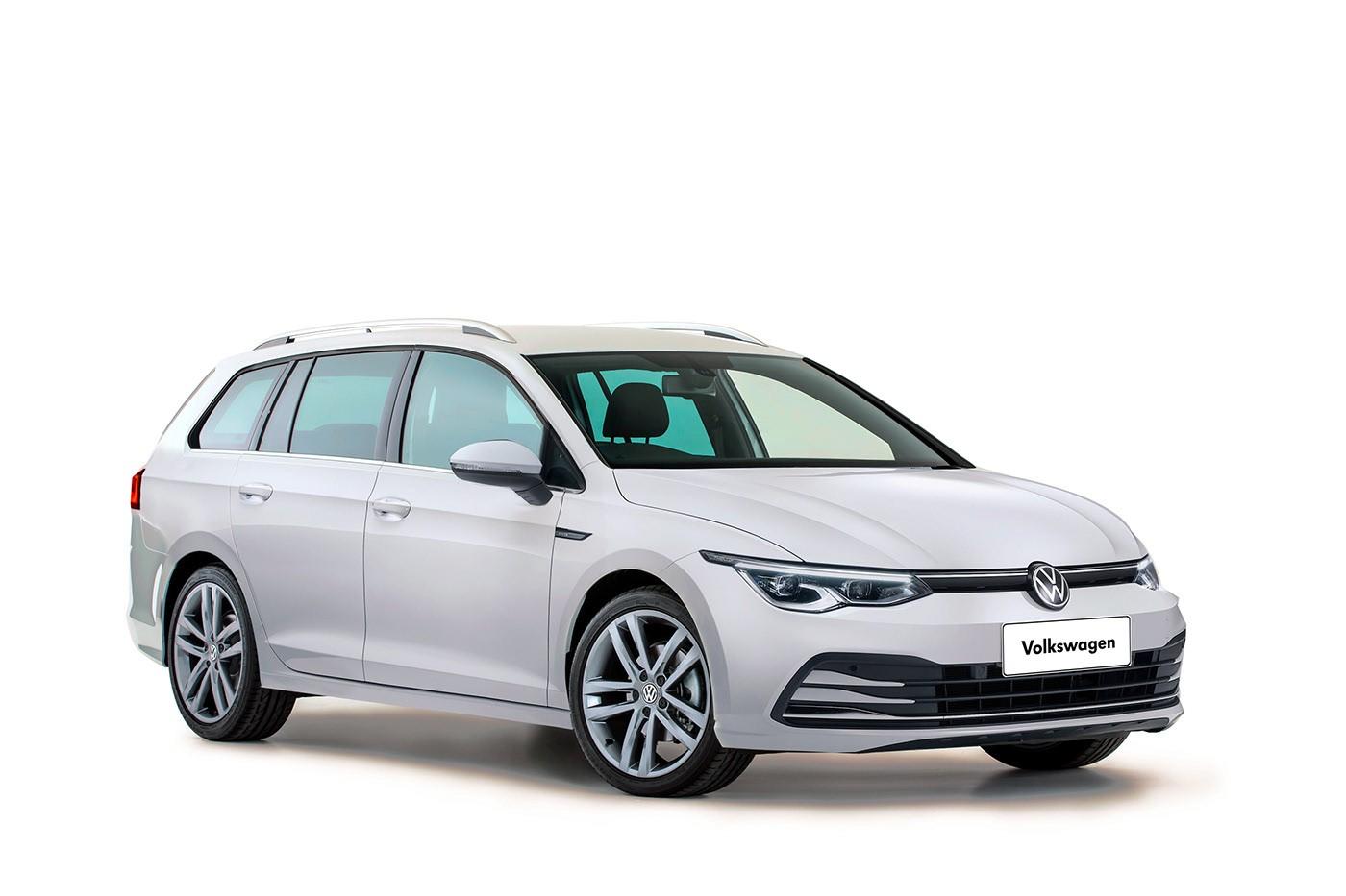 2021 Volkswagen Golf Sportwagen Concept