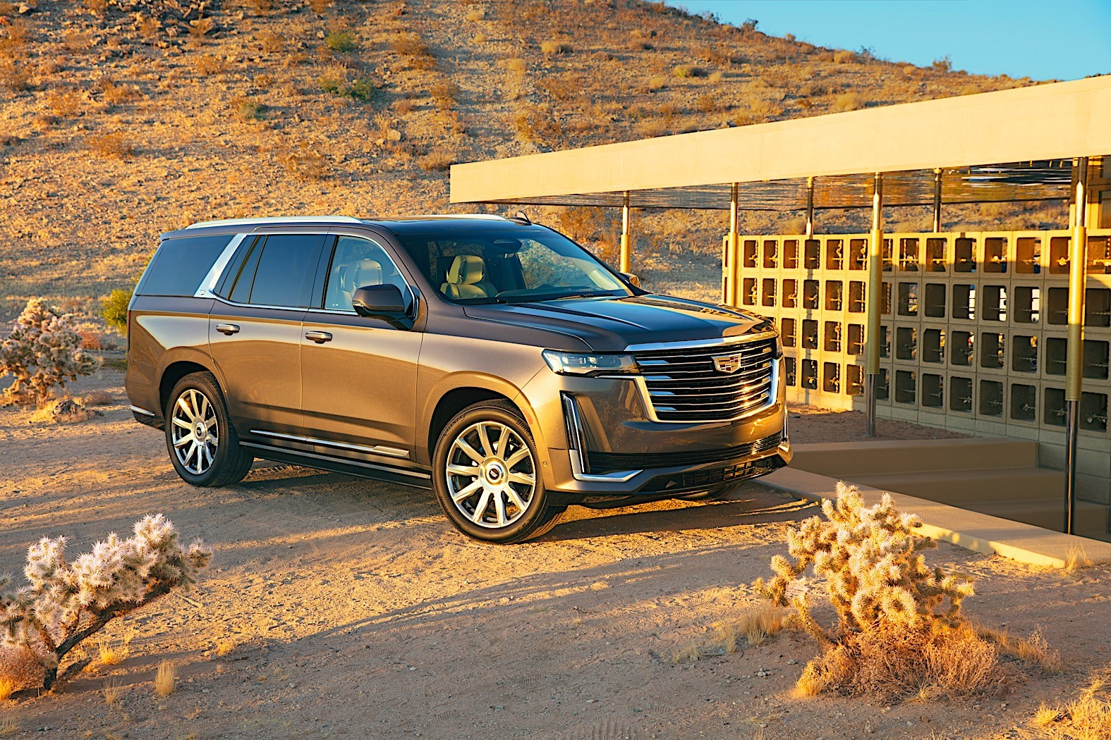 2022 Cadillac Escalade V Rendered, Would Ideally Feature ...