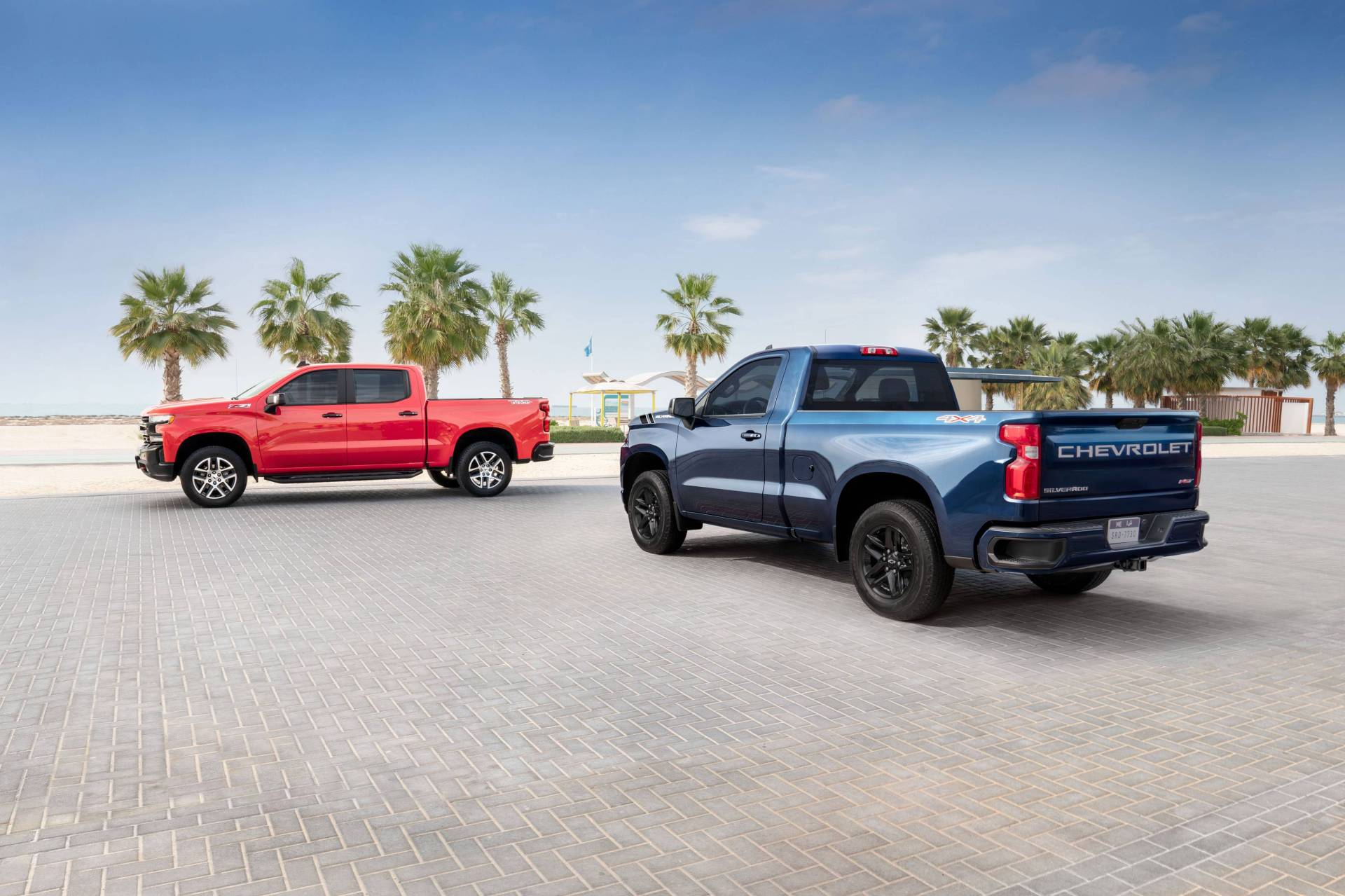 5 Chevrolet Silverado 5 ZRX Off-Road Truck To Feature DSSV