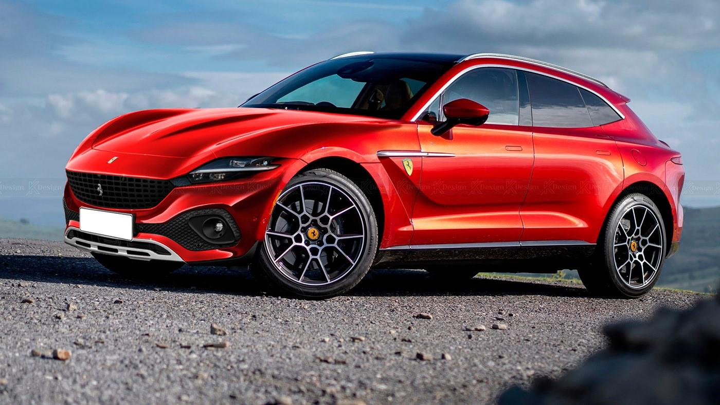 2022 Ferrari Purosangue Suv Will Allegedly Spawn Two Electric Crossovers Autoevolution
