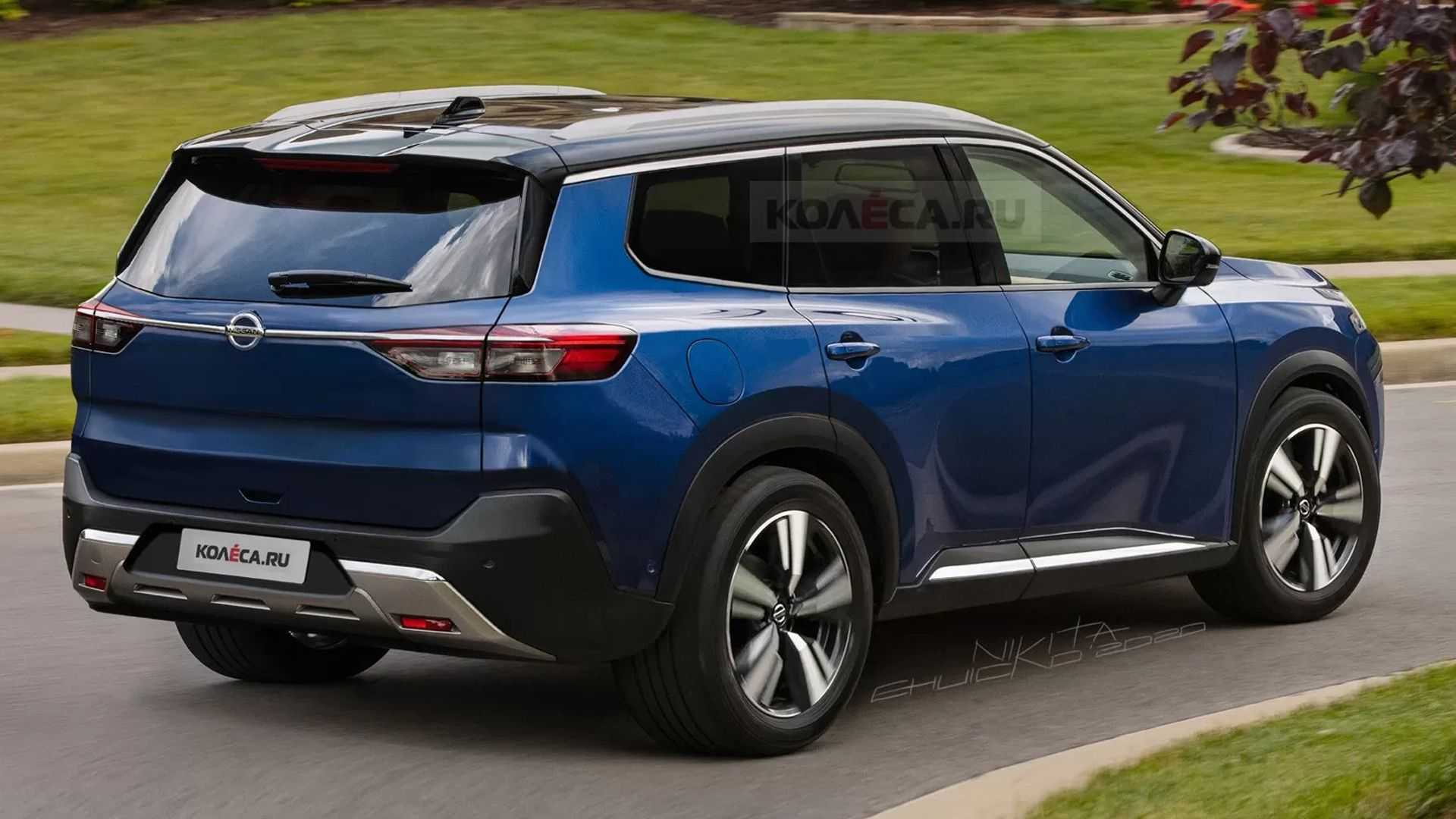 2022 nissan pathfinder is practical high-tech suv in