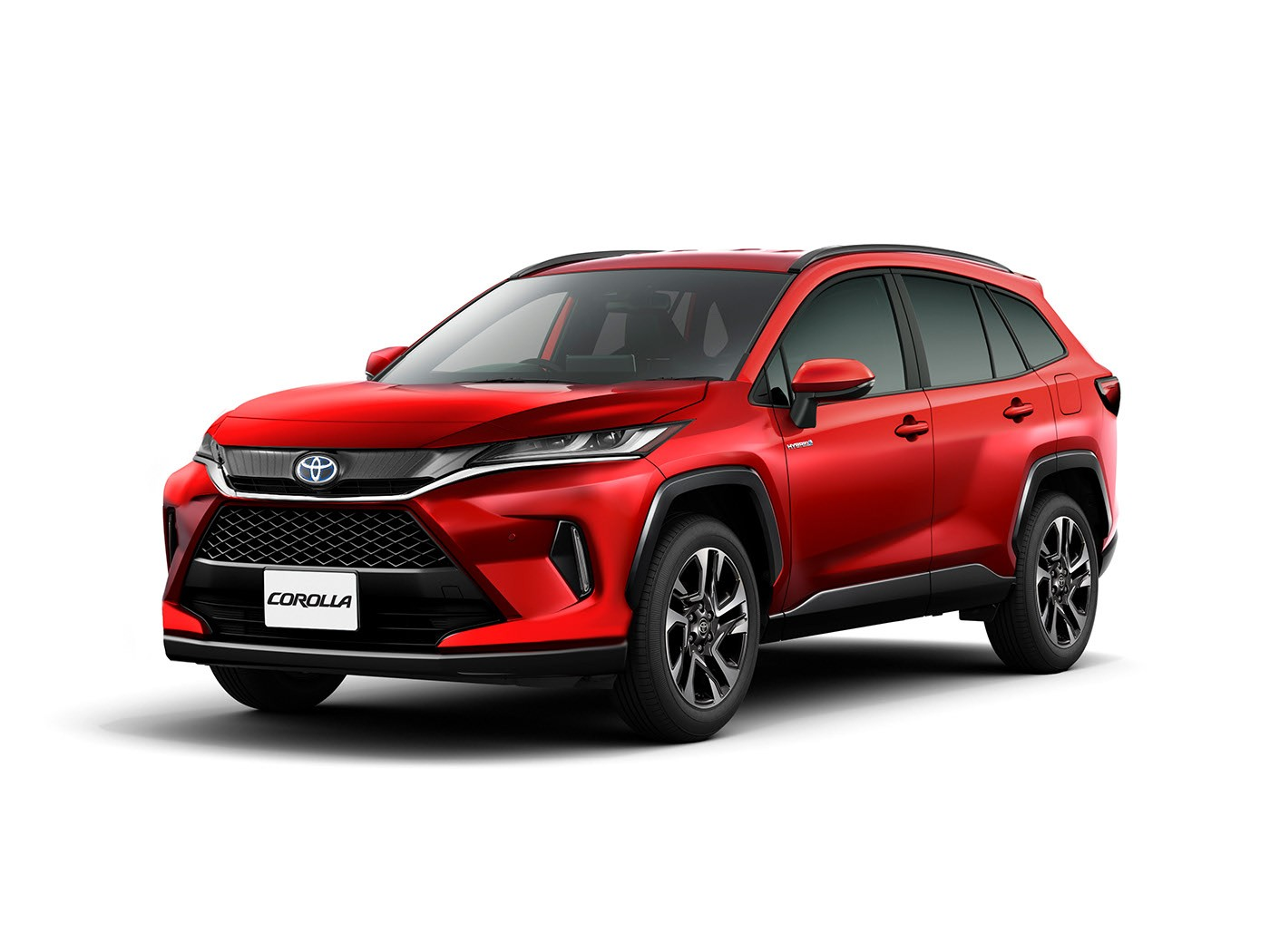 "3 Toyota ""Corolla Cross"" Sport Utility Vehicle Rendered, Coming"