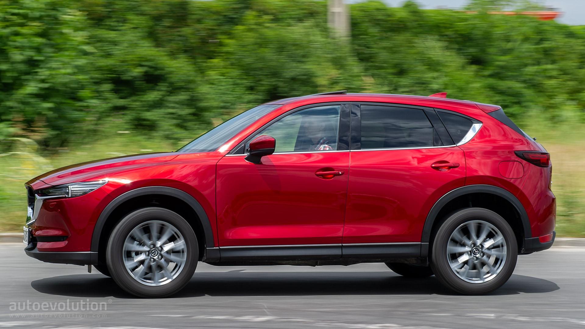 Kekurangan Mazda Cx 50 Tangguh