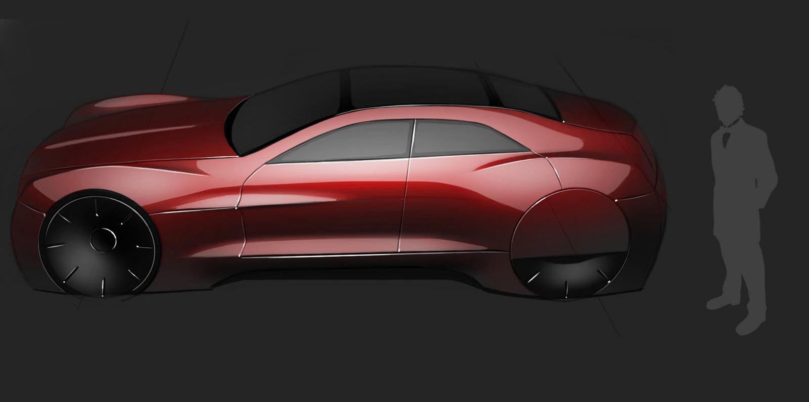 2025 lincoln continental concept photo gallery autoevolution. Black Bedroom Furniture Sets. Home Design Ideas