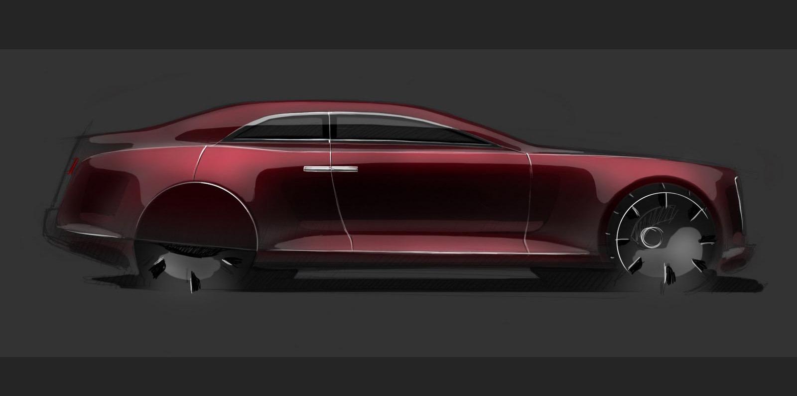 2025 Lincoln Continental Concept - autoevolution