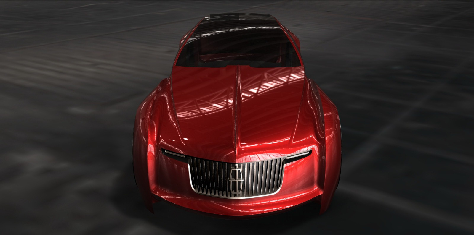 2025 Lincoln Continental Concept Autoevolution
