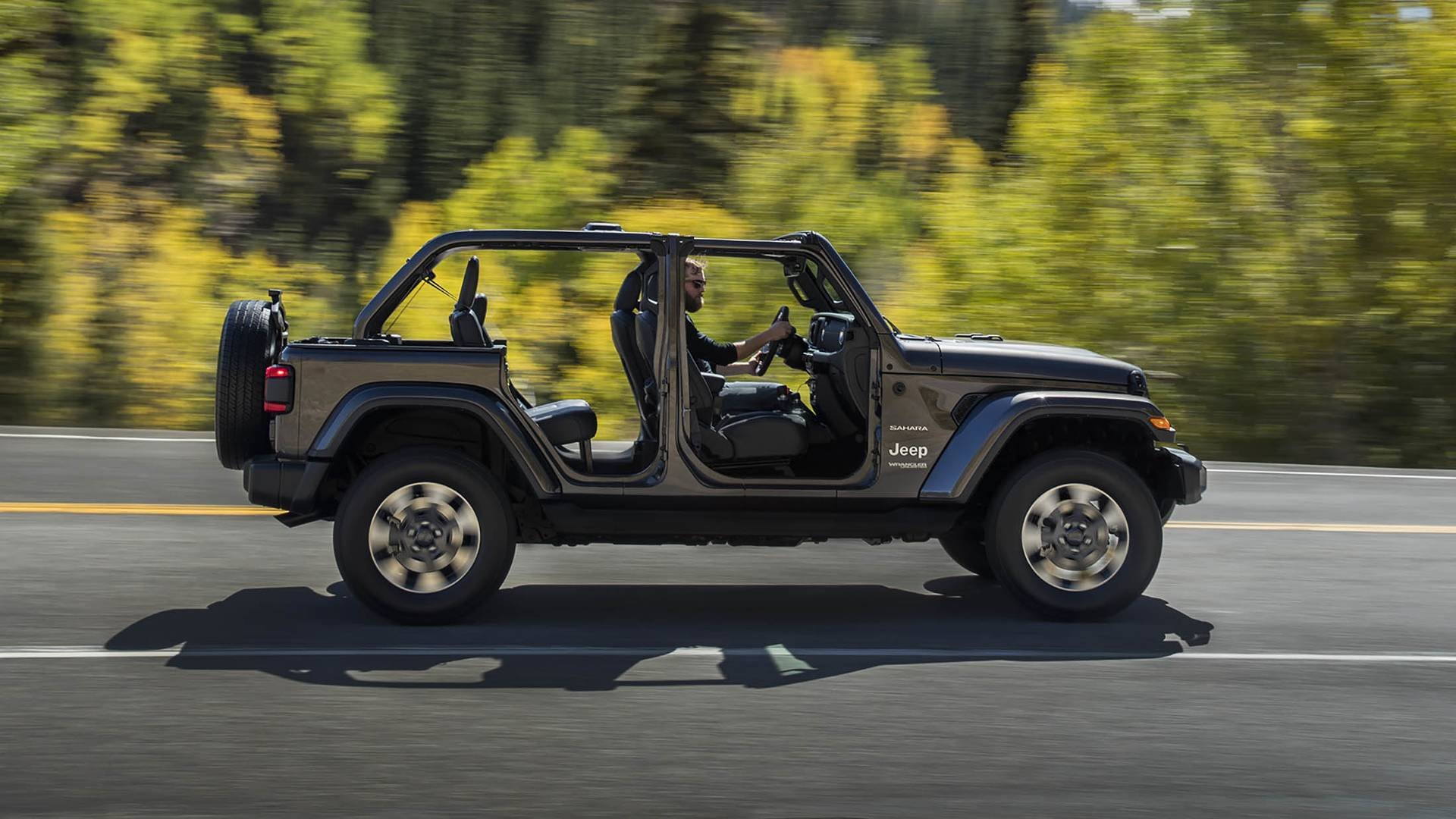 2014 Jeep Wrangler Rubicon By Rugged Ridge Wallpapers Straight Off The Path Autoevolution