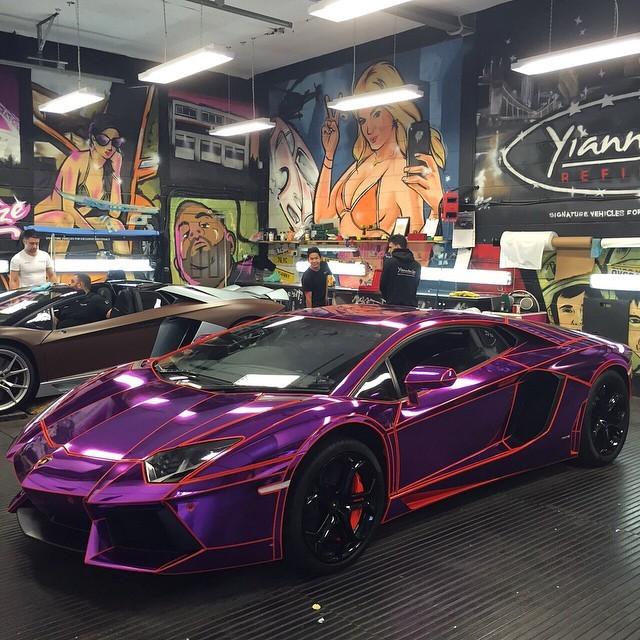 Ksi New Car