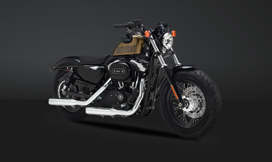 2013 Harley Davidson Forty Eight Bobber Autoevolution