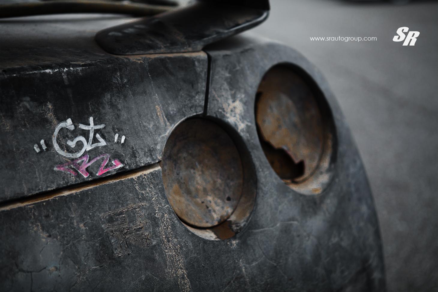 2154 Nissan Gt R From Elysium Gets Custom Pur Wheels