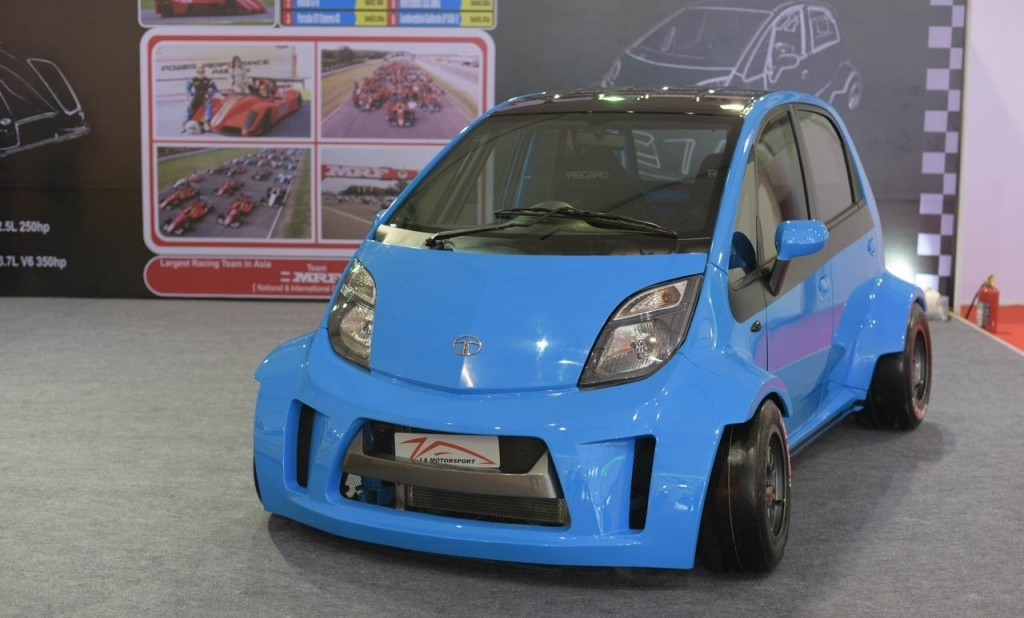 Tata Nano Electric Car Specification