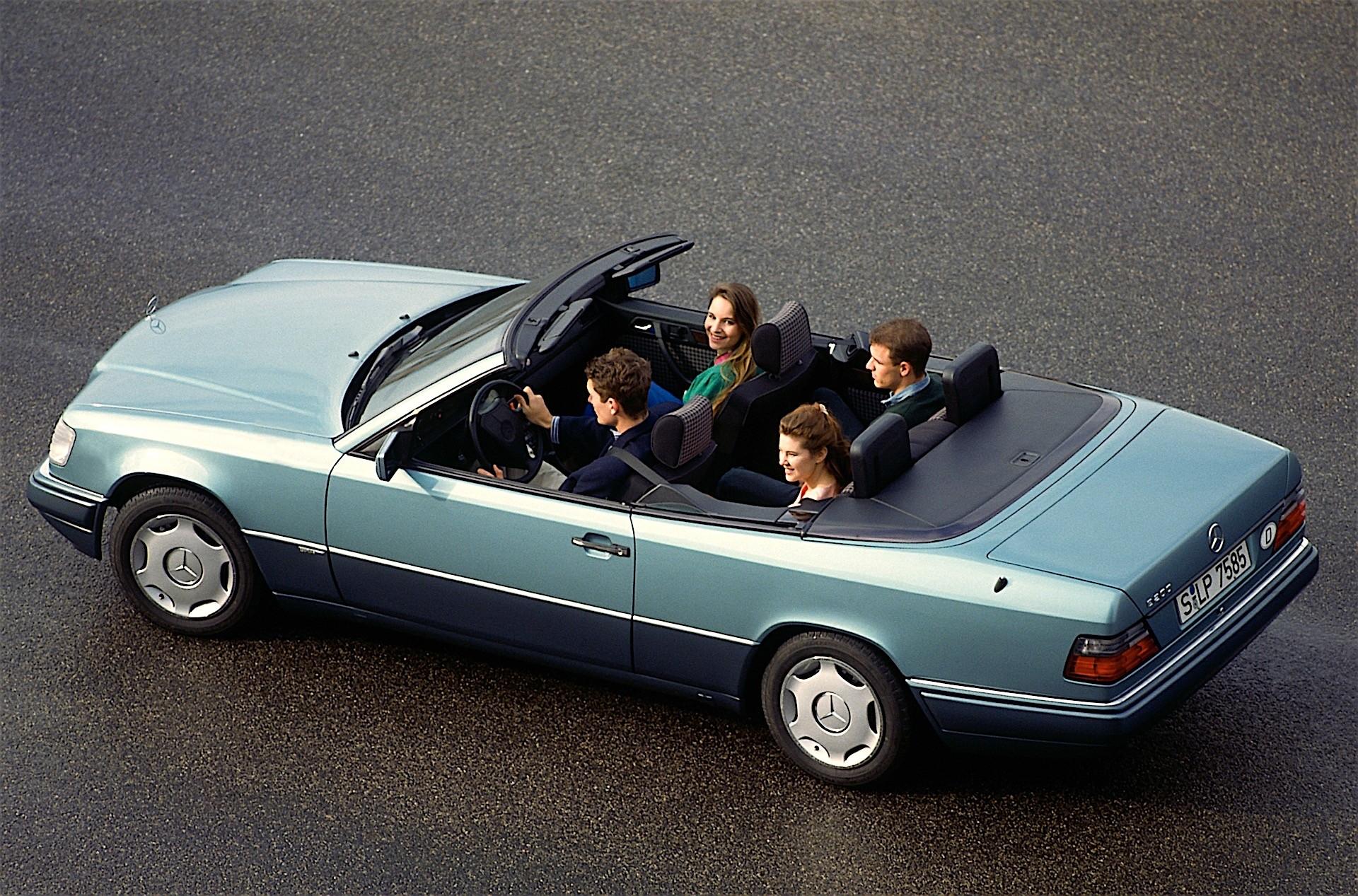 Mercedes Benz Celebrates 25th Anniversary Of E Class