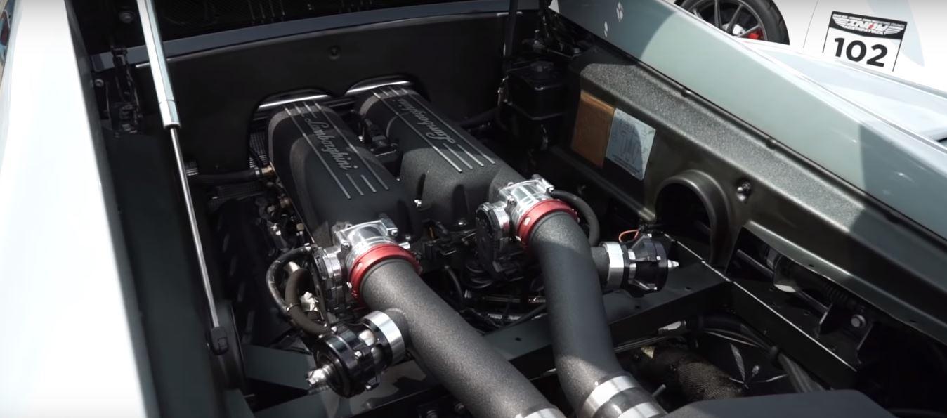 2500 HP Lamborghini Gallardo Six Speed Manual