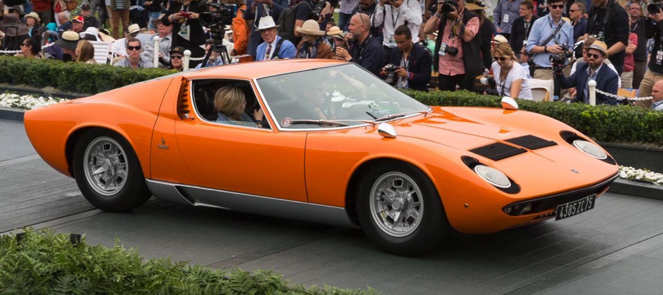 25M Lamborghini Miura Barn Find