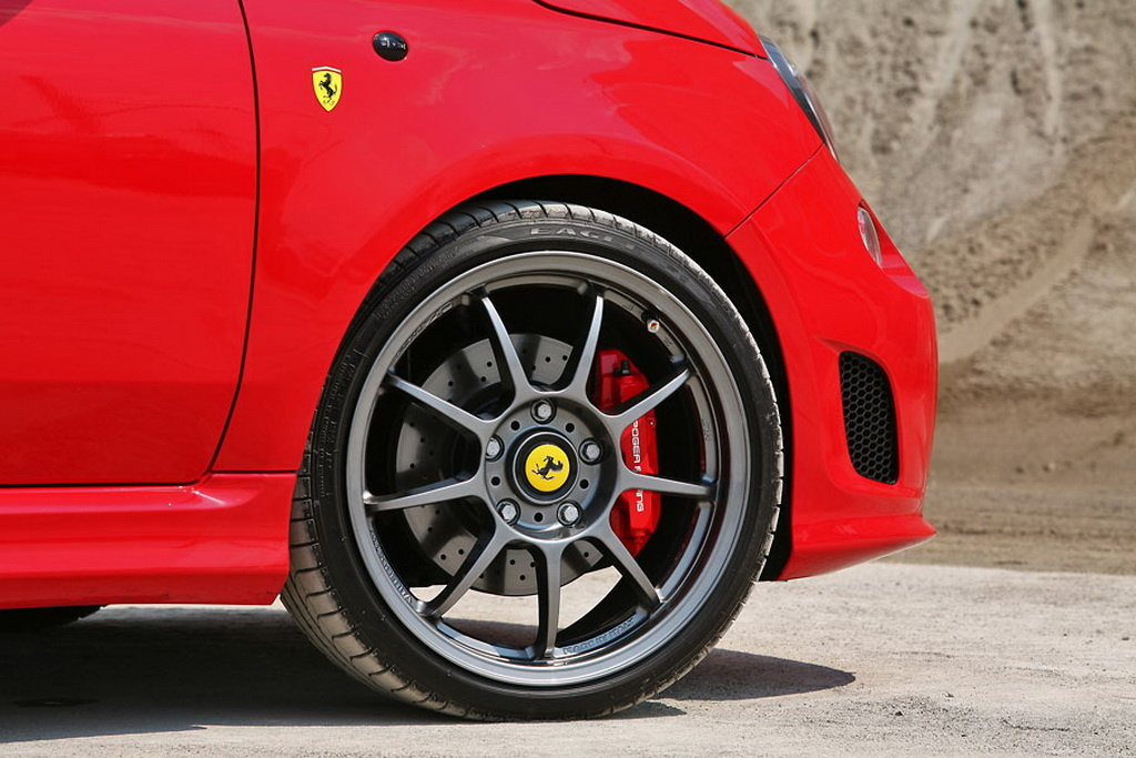 268 Hp Fiat 500 Ferrari Dealers Edition Unveiled