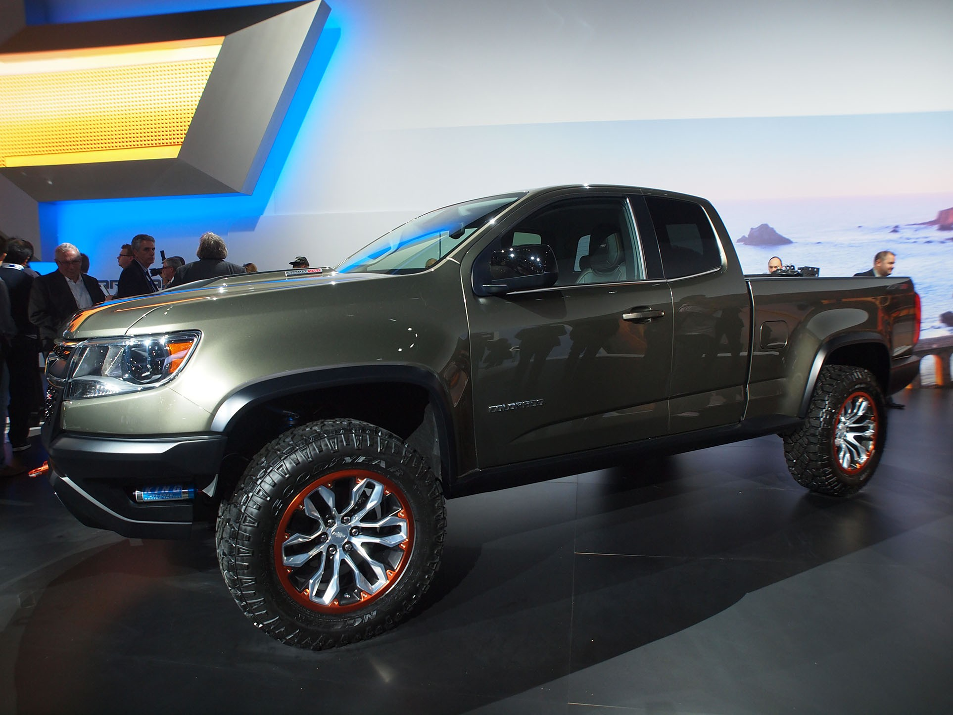 when will chevy colorado zr2 duramax be available autos post. Black Bedroom Furniture Sets. Home Design Ideas
