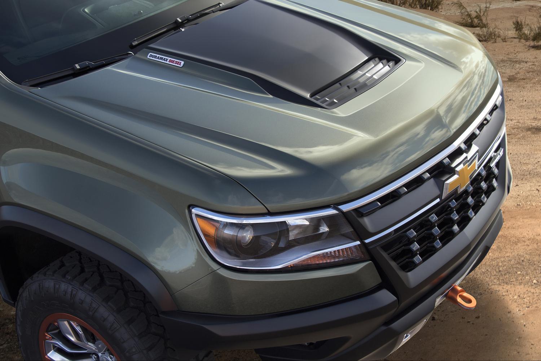 2.8L Duramax Turbo Diesel Showcased on the Chevrolet ...