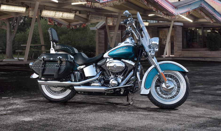 Harley Davidson Bikes In India