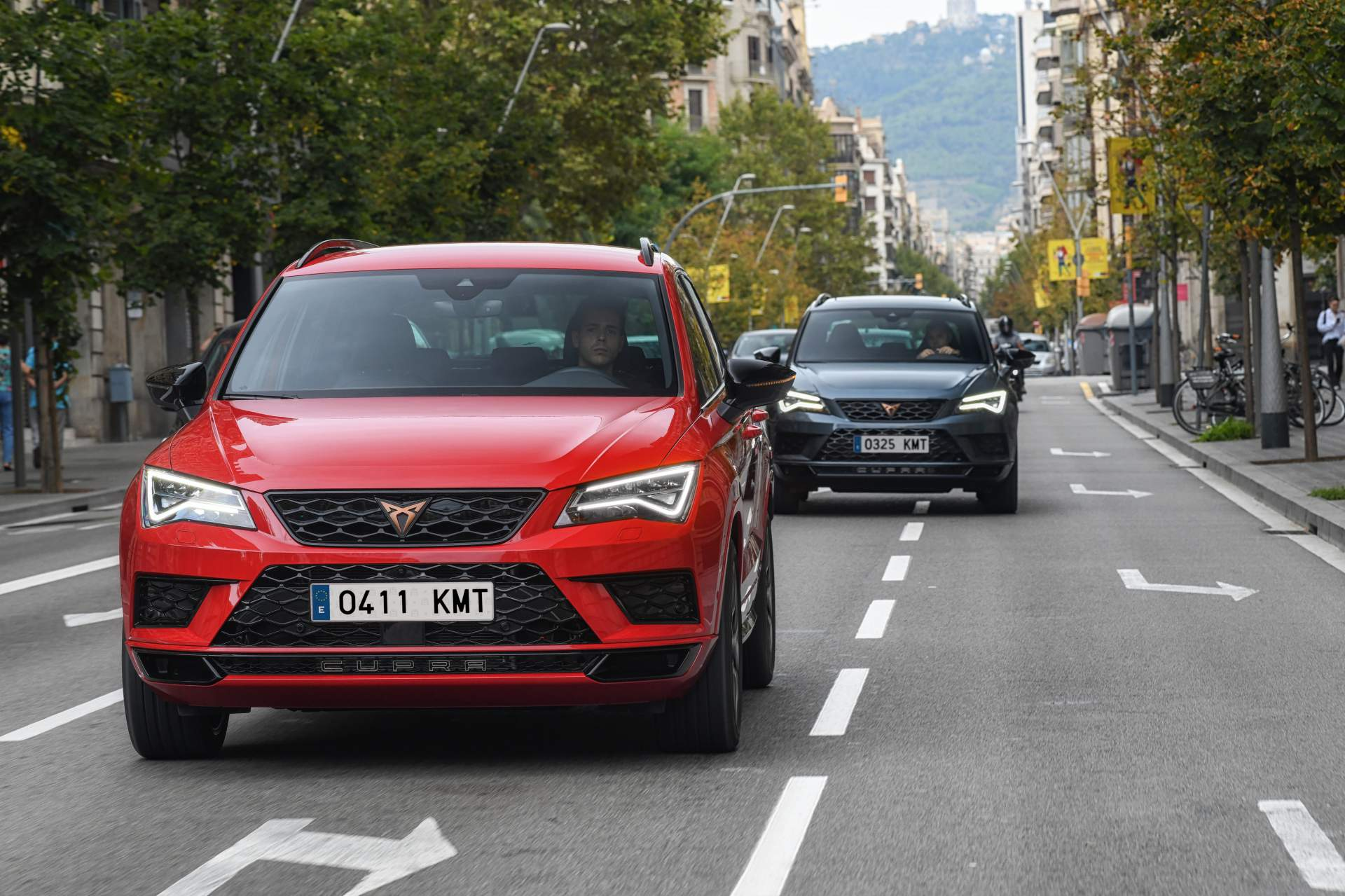 cupra ateca is a budget porsche macan but not perfect says review autoevolution