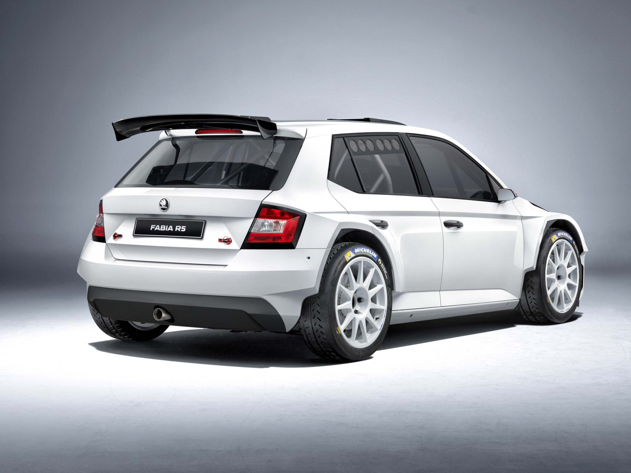 300 hp skoda fabia r 5 rally car unveiled autoevolution. Black Bedroom Furniture Sets. Home Design Ideas