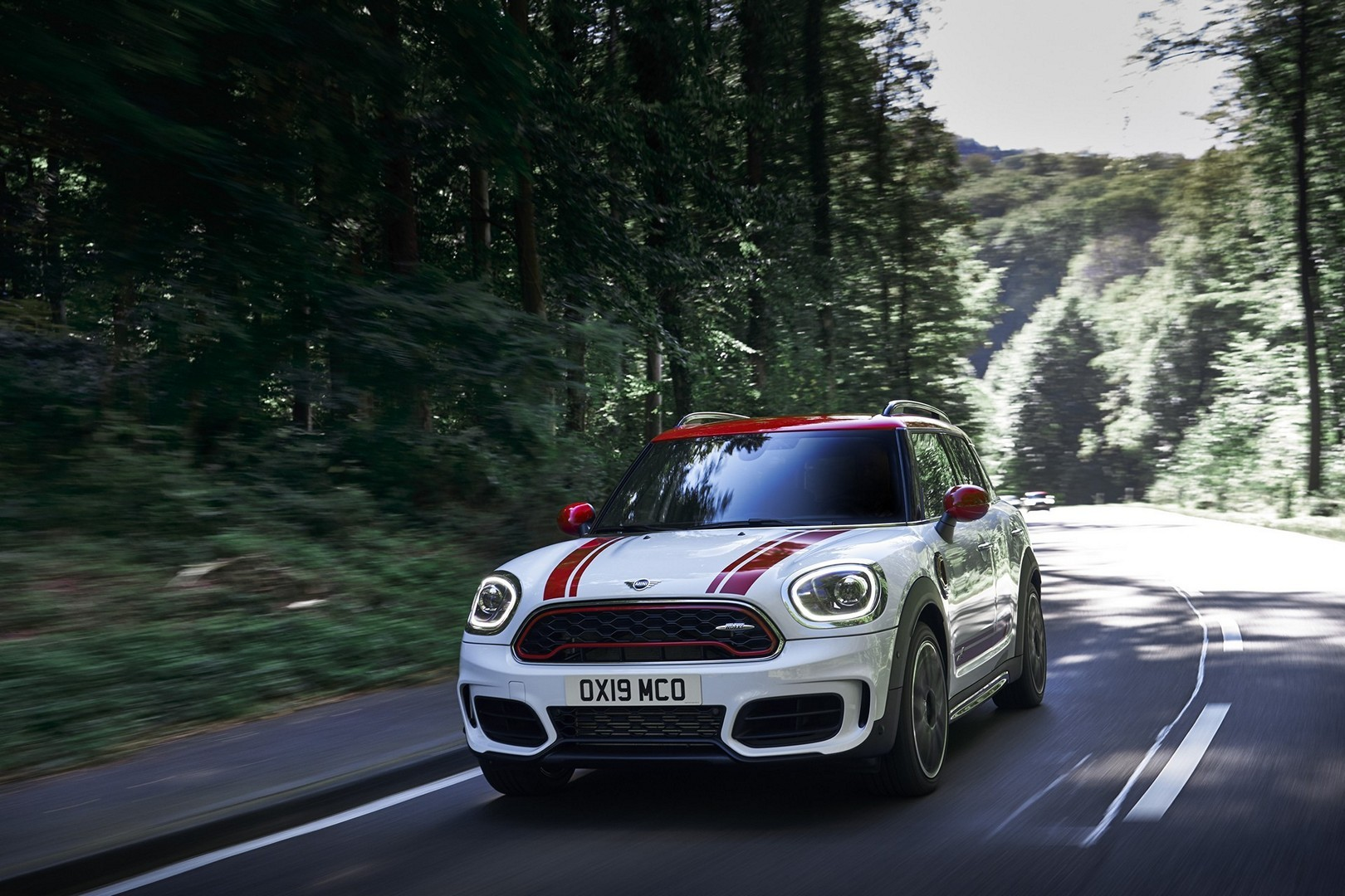 306 Hp 2020 Mini John Cooper Works Clubman Countryman Revealed