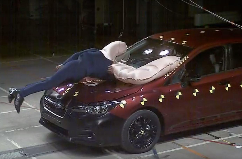 360 Degree Video Of 2017 Impreza Interior Released By Subaru In