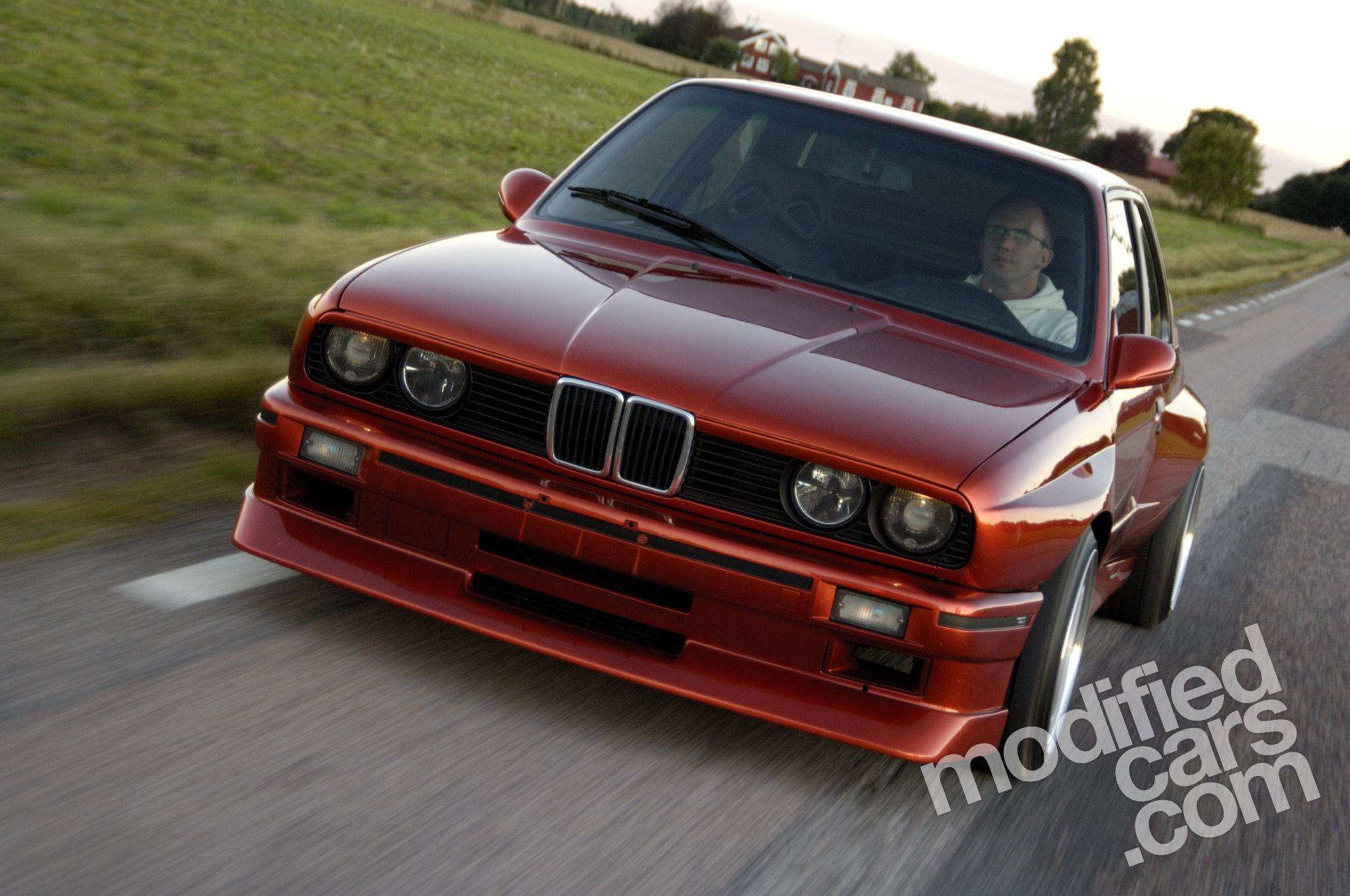 360 Hp Bmw E30 M3 Is Stunning Autoevolution