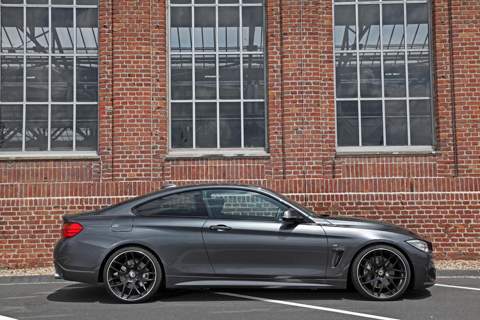 365 hp bmw 435i comes from a company called best tuning autoevolution