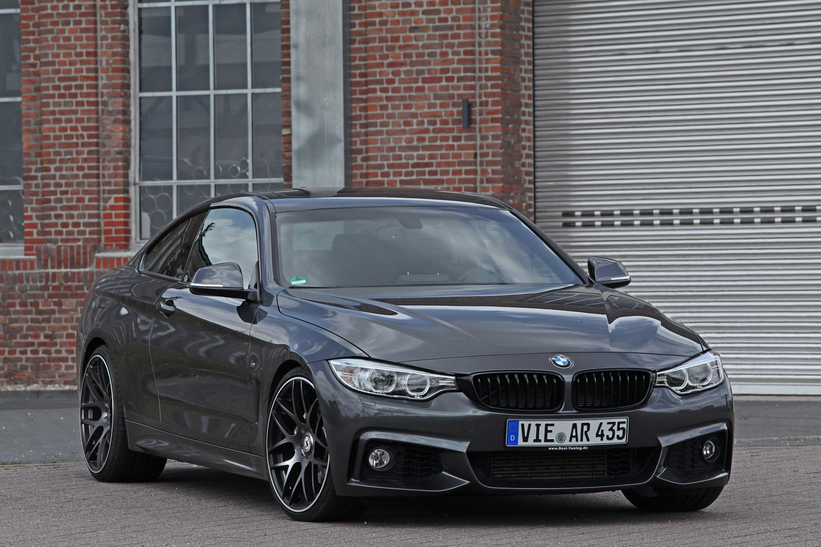 365 hp bmw 435i comes from a company called best tuning autoevolution. Black Bedroom Furniture Sets. Home Design Ideas