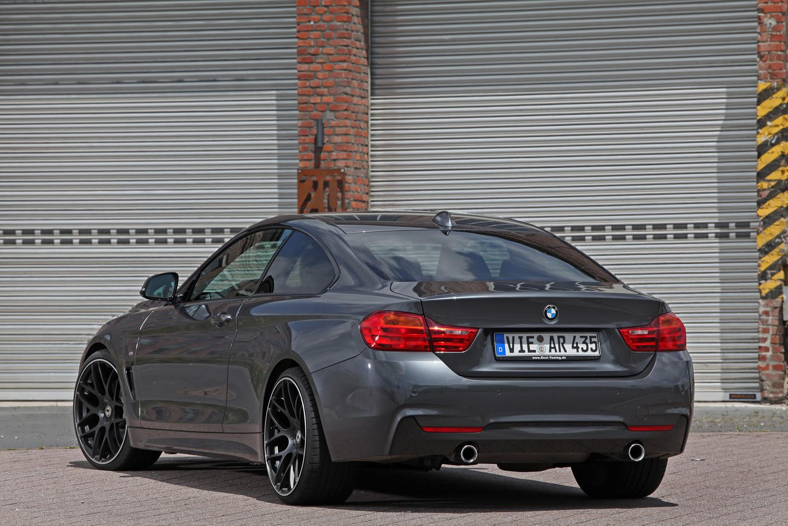 365 Hp Bmw 435i Comes From A Company Called Best Tuning