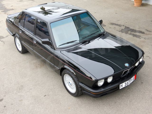 38000 1988 BMW M5 Is Looking Great But Is Far too Expensive