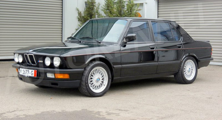 Another Investment Better Than Gold A Bmw E28 M5 Autoevolution