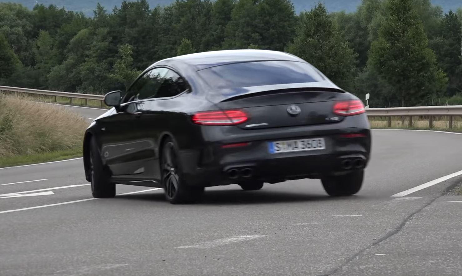 390 HP 2019 Mercedes-AMG C43 Hits 100 KM/H in 4 5 Seconds