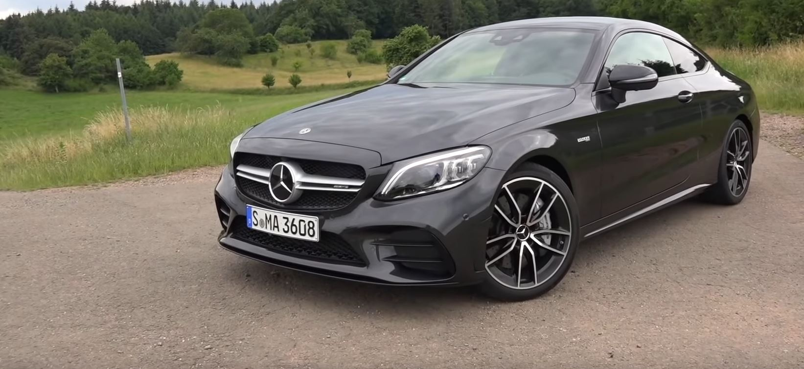 390 HP 2019 Mercedes-AMG C43 Hits 100 KM/H in 4 5 Seconds