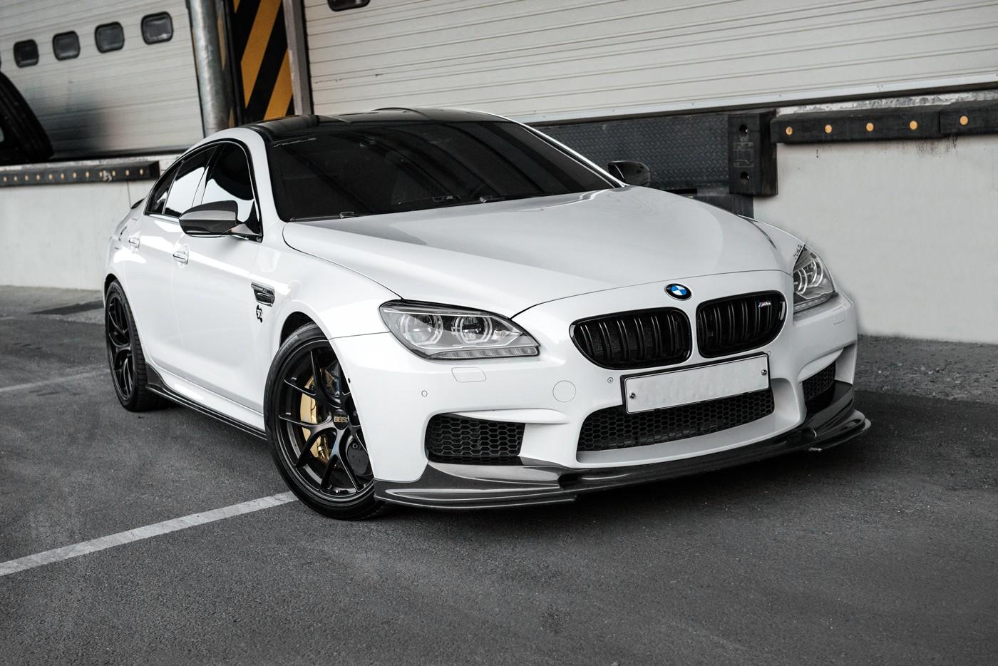 3d Design Bmw M6 Gran Coupe Shows Promise Autoevolution