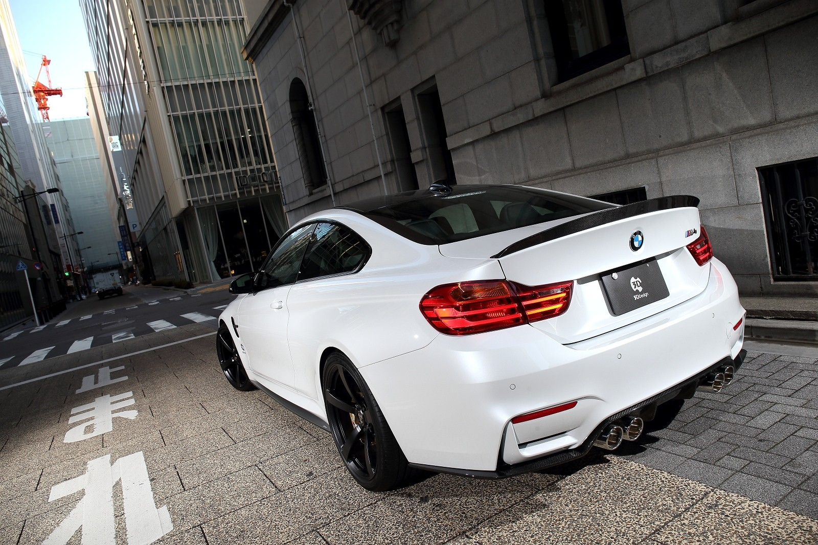 3d Design Kit For 2015 Bmw M3 And M4 Finally Unveiled