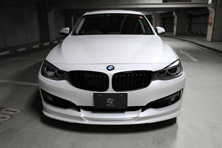 3d Design To Launch 3 Series Gt Body Kit At Tokyo Motor Show