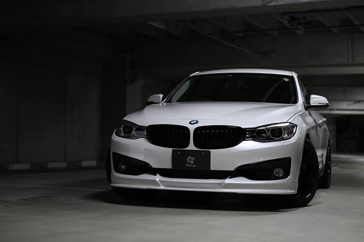 3D Design to Launch 3 Series GT Body Kit at Tokyo Motor ...