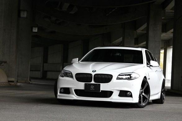 3D Design Tunes the BMW 5 Series MSport  autoevolution