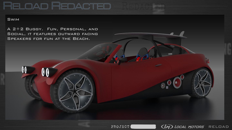 Motor World Car Factory >> Local Motors Is 3D Printing a Car: Forging History ...