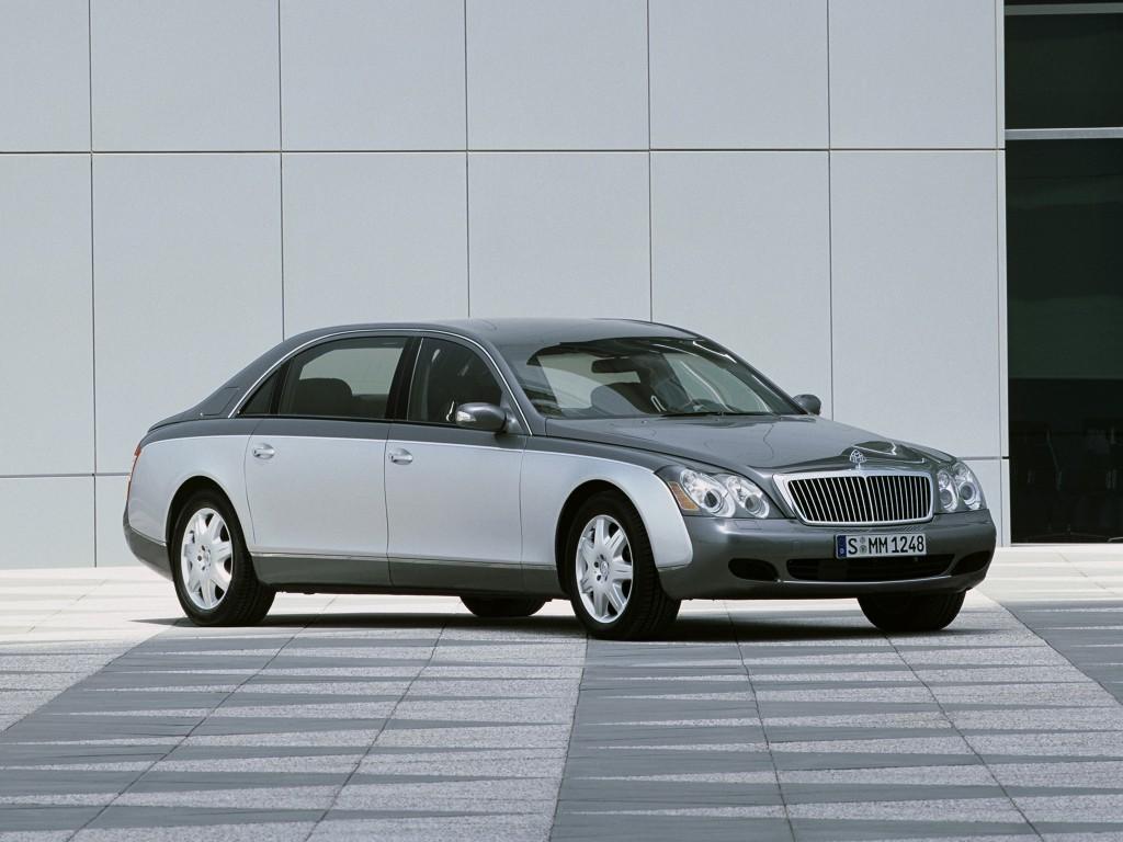 Maybach maybach benz : 4 Million Mercedes-Benz SUVs, 15,000 Mercedes-Maybach S-Class ...