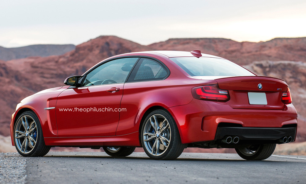400 HP Engine for the BMW M2 We Dont Buy it  autoevolution