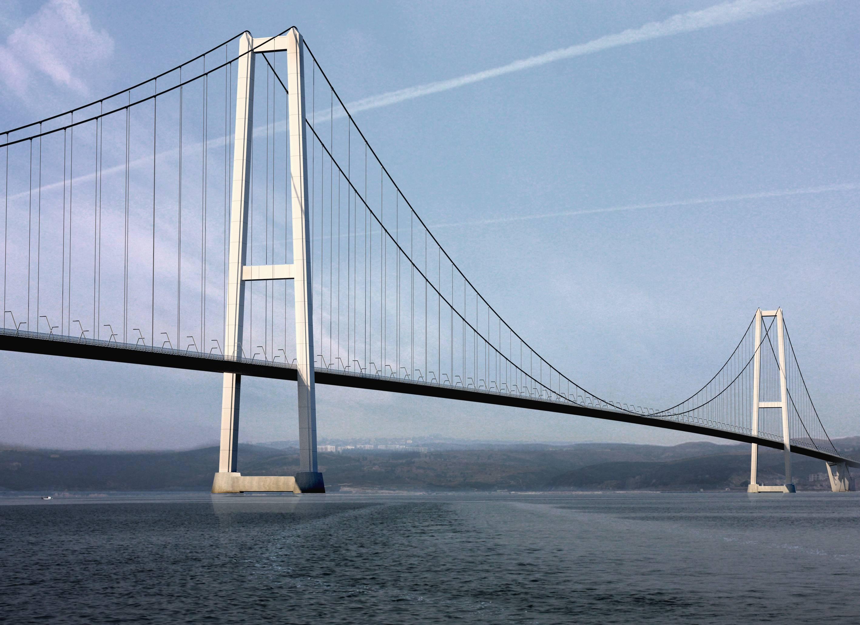 Kawasaki Ninja H2R Ozman Gazi Bridge