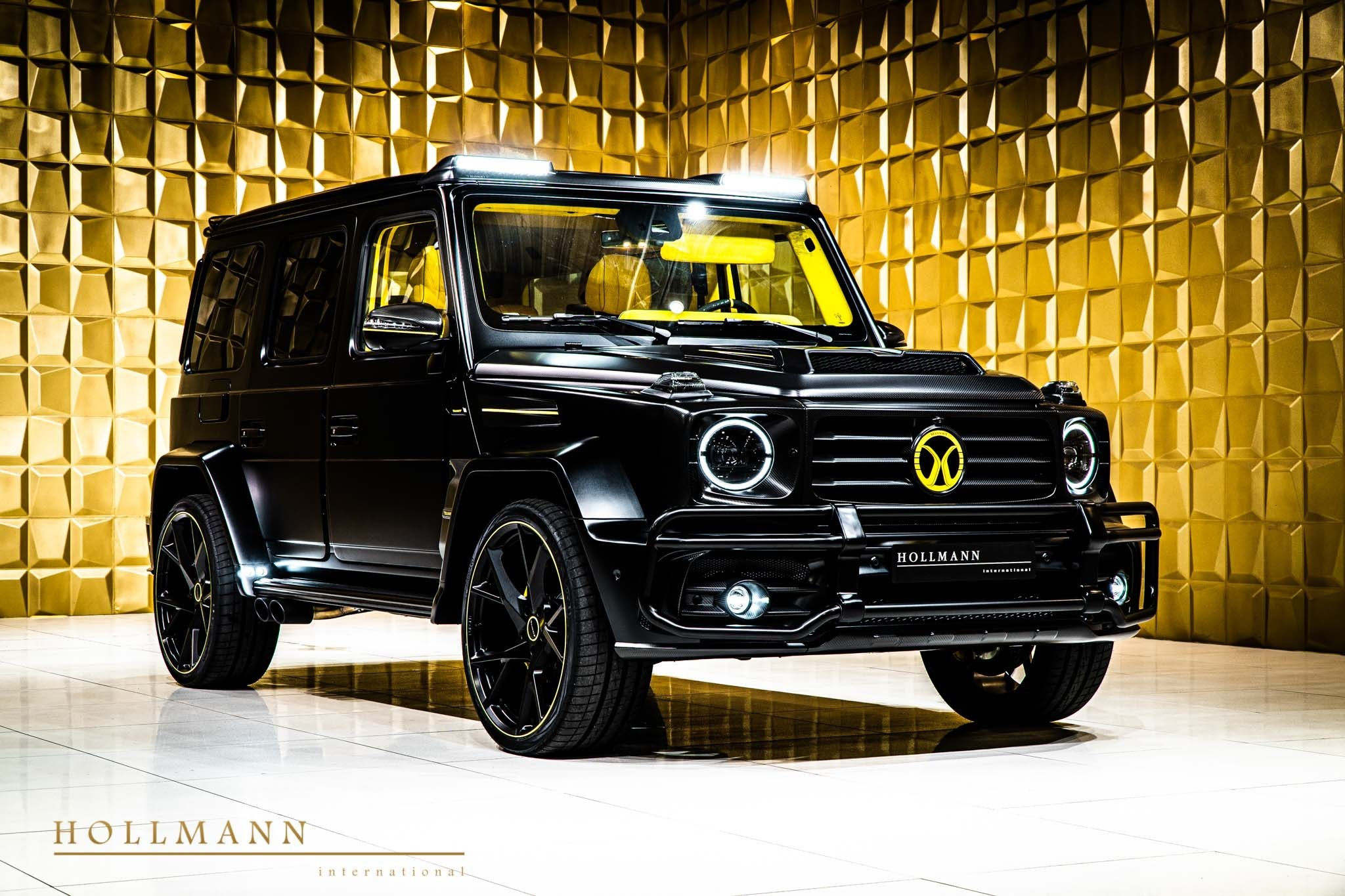2017 - [Mercedes-Benz] Classe G II - Page 9 400000-widebody-g63-by-mansory-has-yellow-leather-interior_1