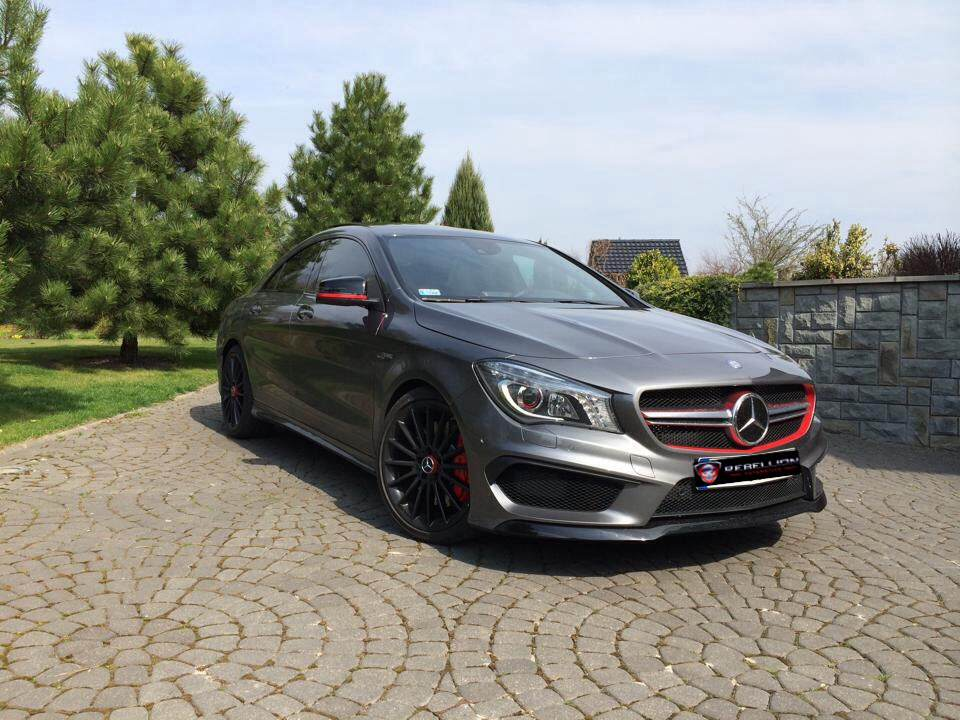440 hp cla 45 amg might be a supercar slayer autoevolution. Black Bedroom Furniture Sets. Home Design Ideas