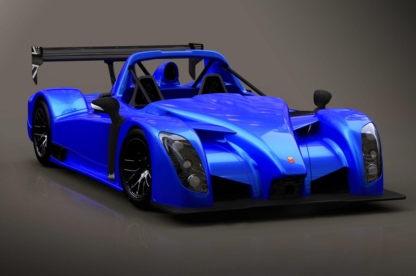 440 Hp Radical Sr8 Rsx Redlines At A Whopping 10 500 Rpm